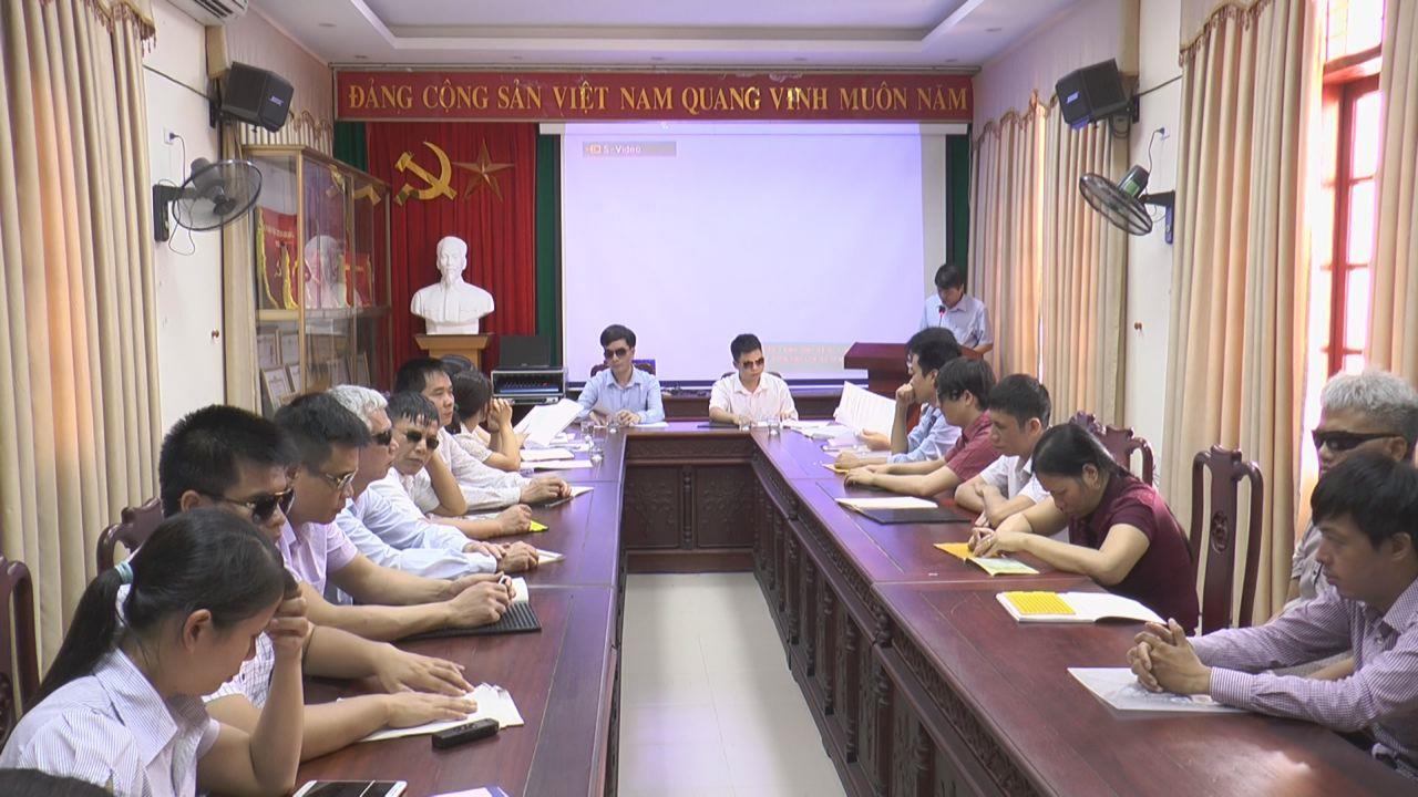 Hội Người mù tỉnh triển khai nhiệm vụ 6 tháng cuối năm
