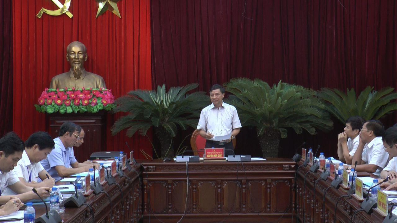 Ban Chỉ đạo kỷ niệm 60 năm Bác Hồ về thăm Bắc Ninh triển khai nhiệm vụ