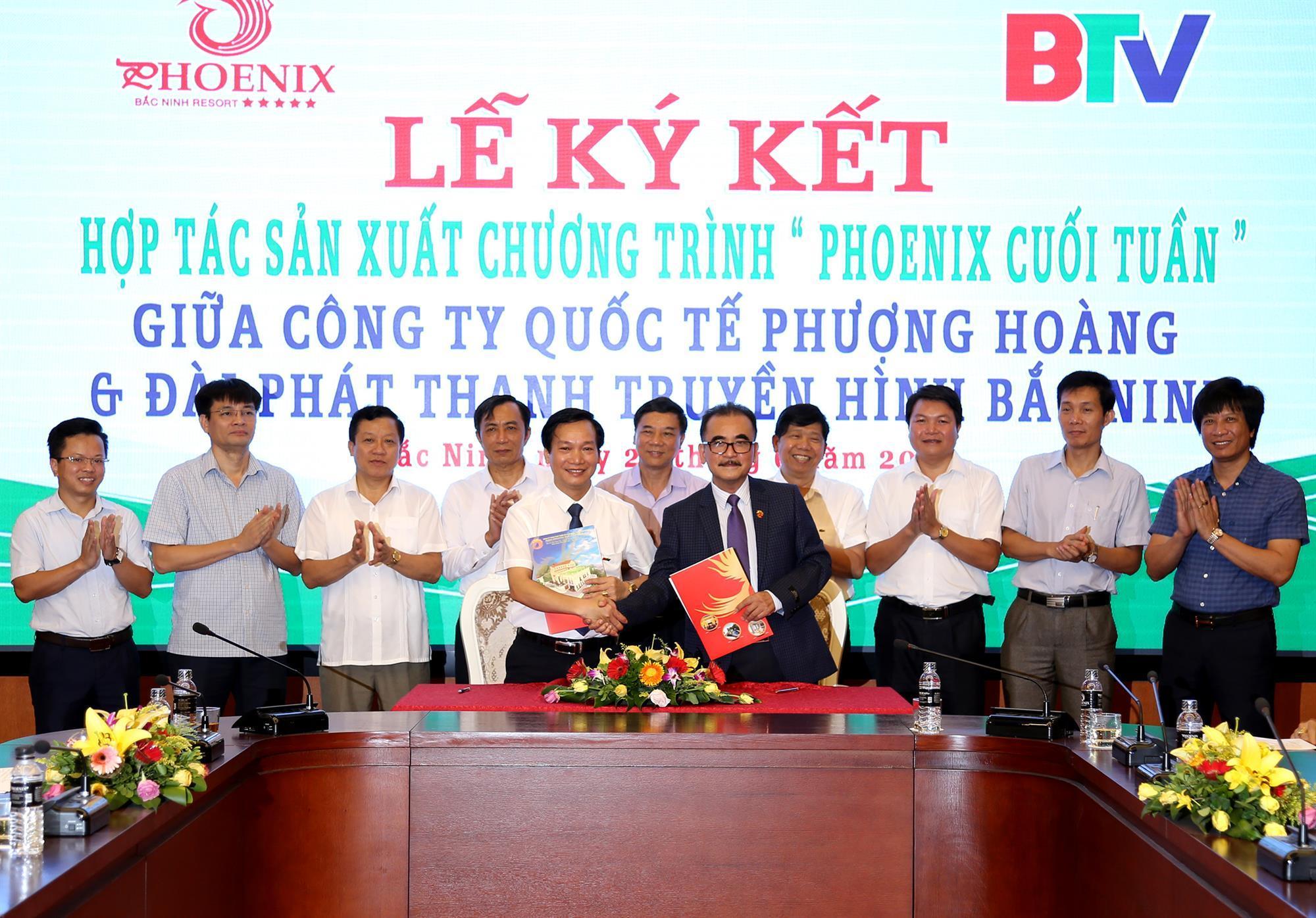 """Đài PT&TH Bắc Ninh ra mắt chương trình mới """"BOLERO PHOENIX CUỐI TUẦN"""""""