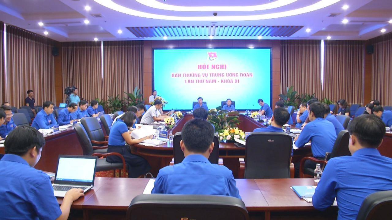 Hội nghị Ban Thường vụ Trung ương Đoàn lần thứ Năm, khóa XI