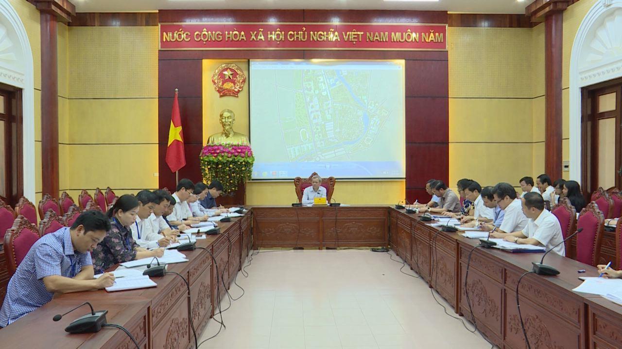 Chủ tịch UBND tỉnh làm việc với huyện Lương Tài