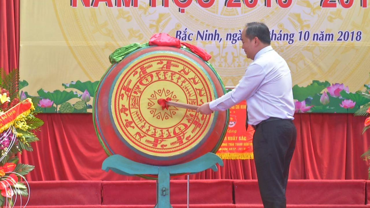 Trường Đại học Thể dục thể thao Bắc Ninh khai giảng năm học mới