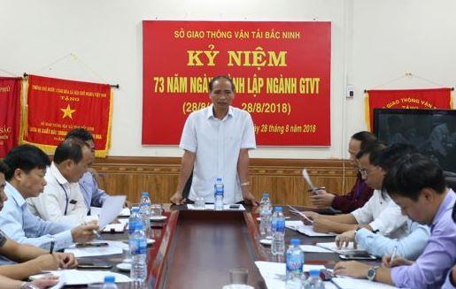Phó Chủ tịch UBND tỉnh Nguyễn Hữu Thành làm việc về tiến độ thực hiện dự án cải tạo nâng cấp Tỉnh lộ 277