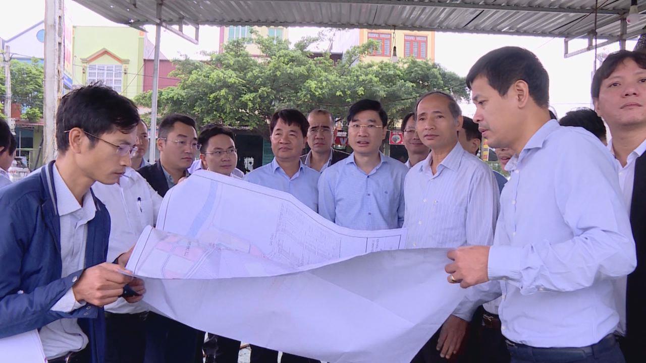 UBND tỉnh họp đánh giá tiến độ thực hiện dự án Khu công nghiệp Yên Phong II-C