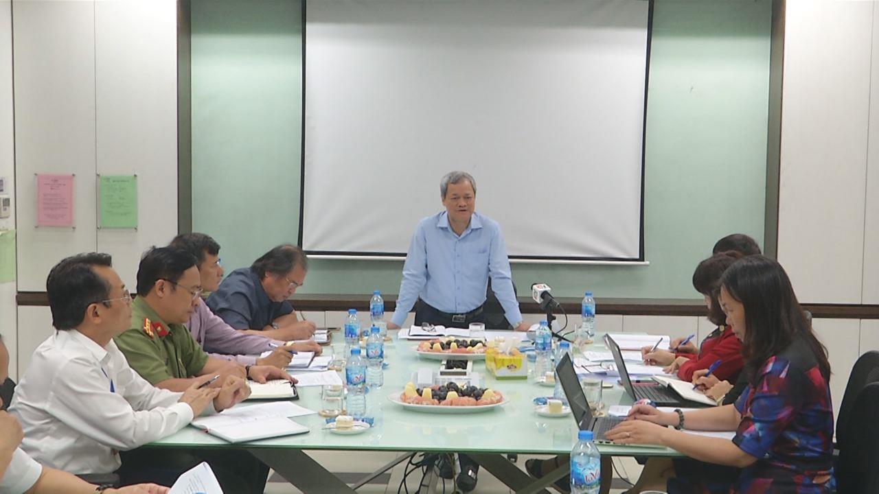 Chủ tịch UBND tỉnh làm việc tại Công ty Cổ phần Dianna Unicharm