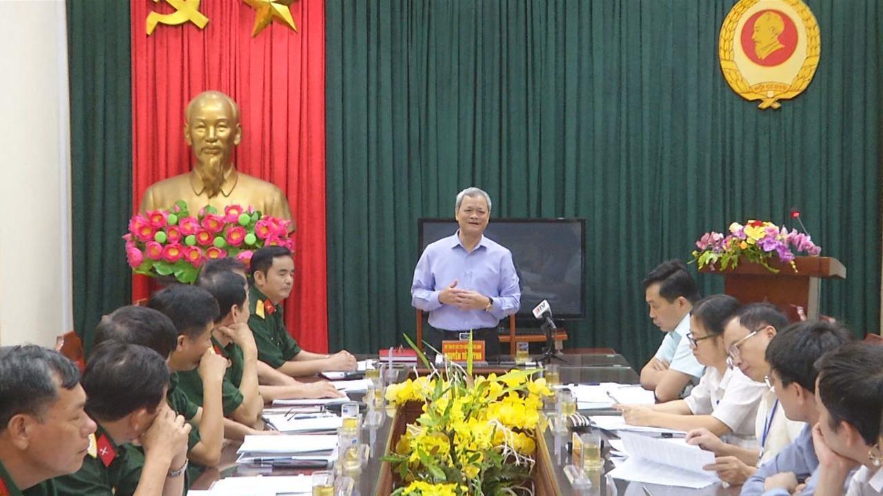 Chủ tịch UBND tỉnh làm việc với Hội Cựu chiến binh tỉnh