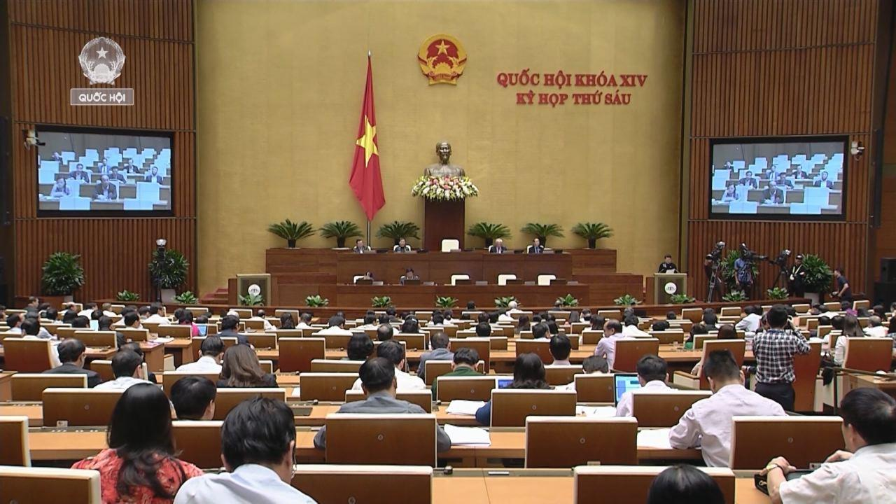 Quốc hội thảo luận Luật Giáo dục Đại học sửa đổi