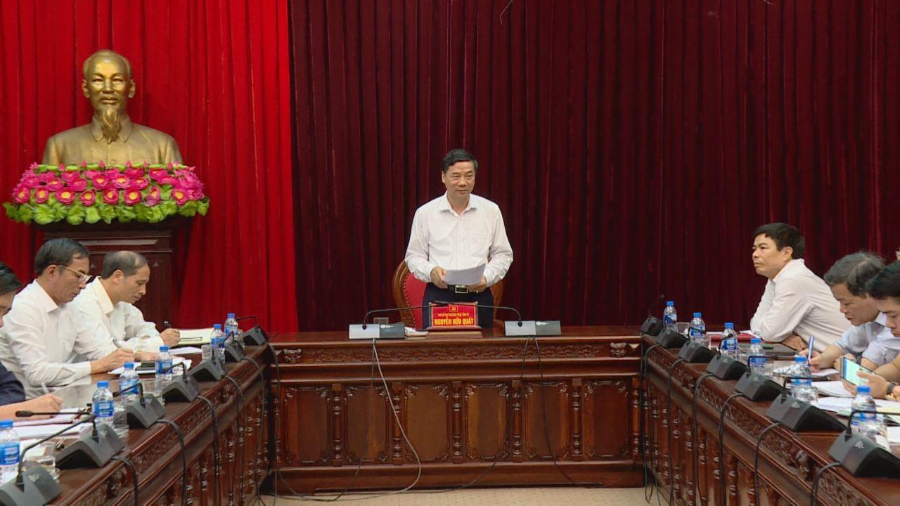 Tổng kết công tác tổ chức các hoạt động kỷ niệm  60 năm ngày Chủ tịch Hồ Chí Minh về thăm Bắc Ninh