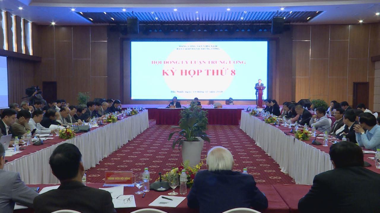 Hội đồng Lý luận Trung ương tổ chức kỳ họp thứ 8 tại Bắc Ninh
