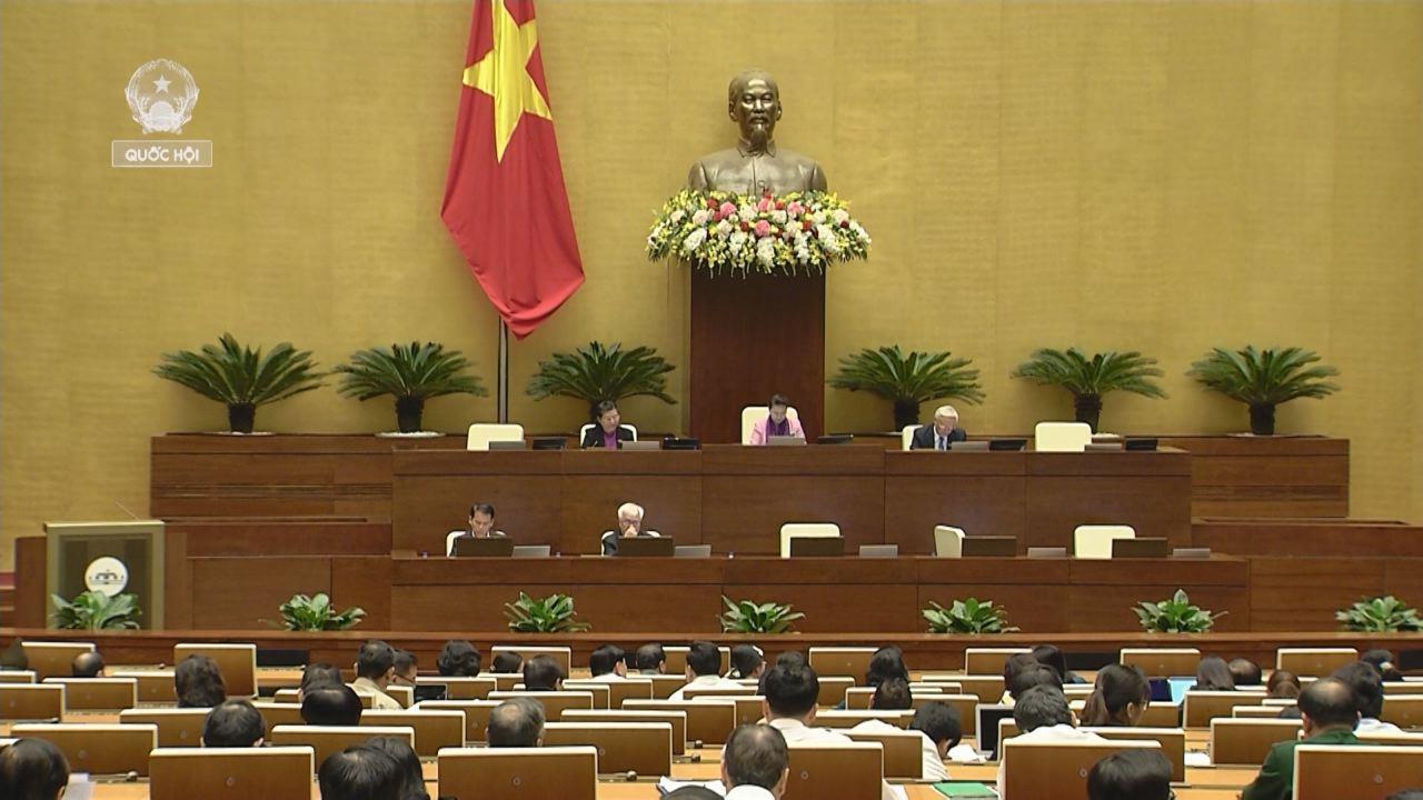 Quốc hội thảo luận Luật Giáo dục (Sửa đổi)