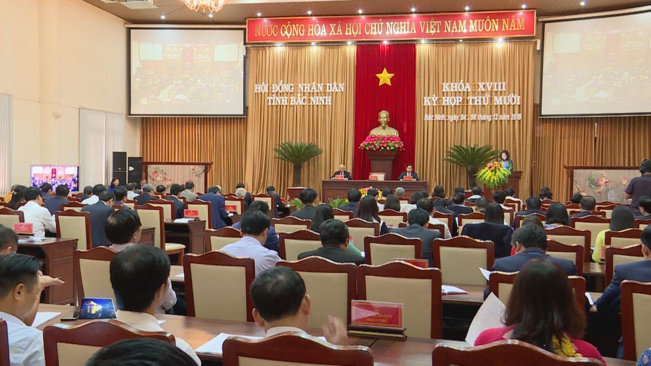 Khai mạc kỳ họp thứ 10, HĐND tỉnh khóa 18, nhiệm kỳ 2016-2021