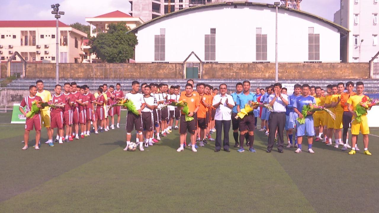 Khai mạc Giải bóng đá Phượng Hoàng lần thứ III