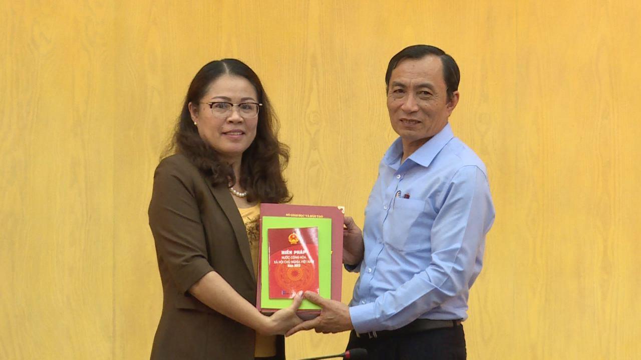 Bộ Giáo dục và Đào tạo kiểm tra việc thực hiện công tác pháp chế lĩnh vực giáo dục, đào tạo tại Bắc Ninh