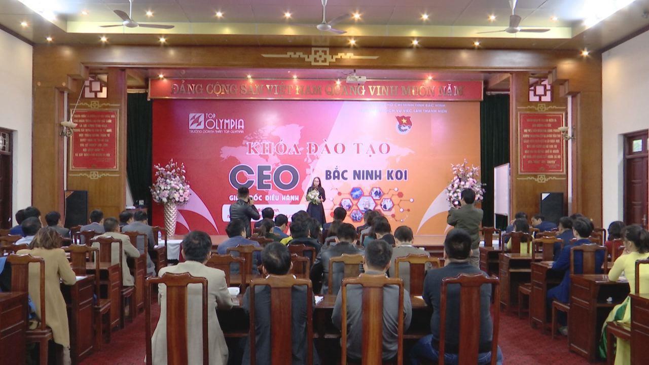 """Khai giảng chương trình đào tạo """"CEO–Giám đốc điều hành chuyên nghiệp"""""""