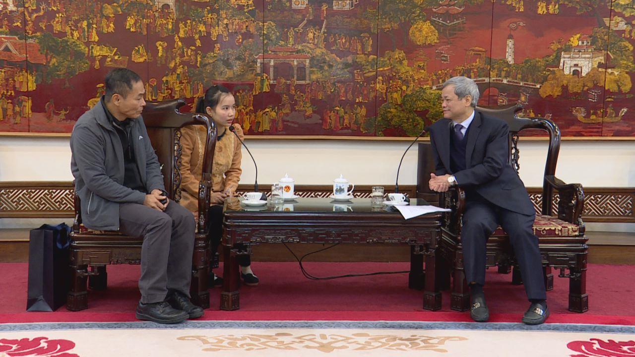 Chủ tịch UBND tỉnh tiếp doanh nghiệp Đài Loan