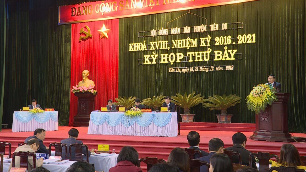 HĐND các địa phương tổ chức kỳ họp cuối năm