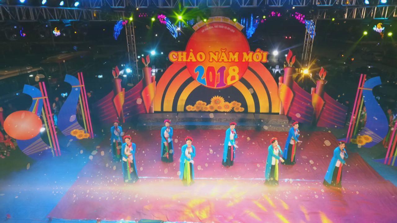 Bắc Ninh đón chào năm mới 2019
