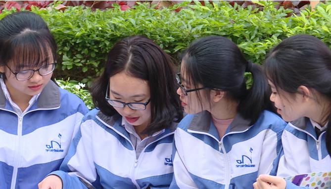 Cô gái miền Quan họ chinh phục học bổng Mỹ toàn phần