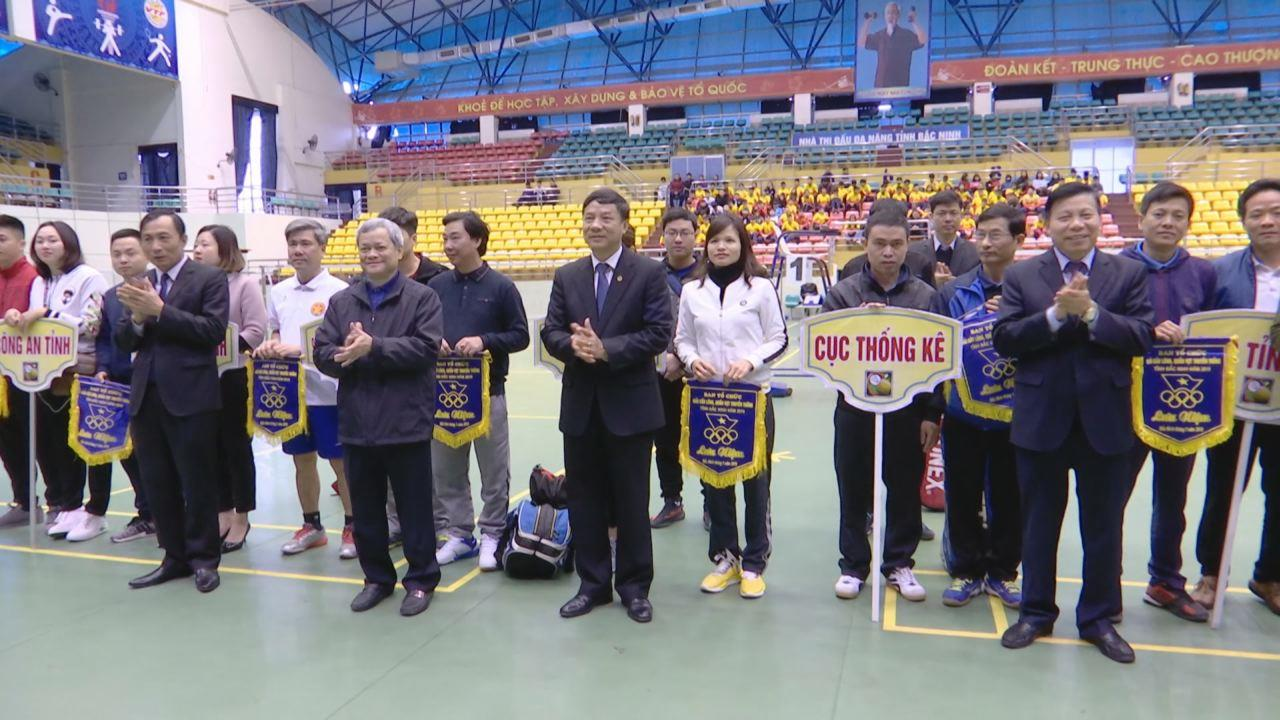 Giải Cầu lông, Quần vợt truyền thống tỉnh Bắc Ninh 2019