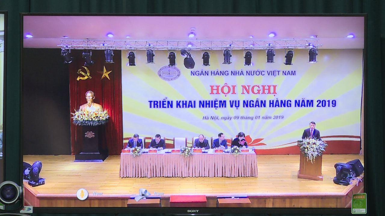 Trực tuyến: Ngân hàng Nhà nước Việt Nam triển khai nhiệm vụ 2019