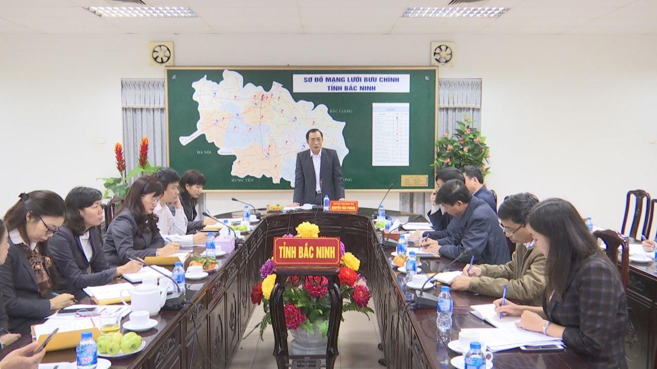 """Hội nghị trực tuyến toàn quốc đánh giá kết quả triển khai dự án """"Nền tảng dữ liệu bản đồ số Việt Nam"""""""