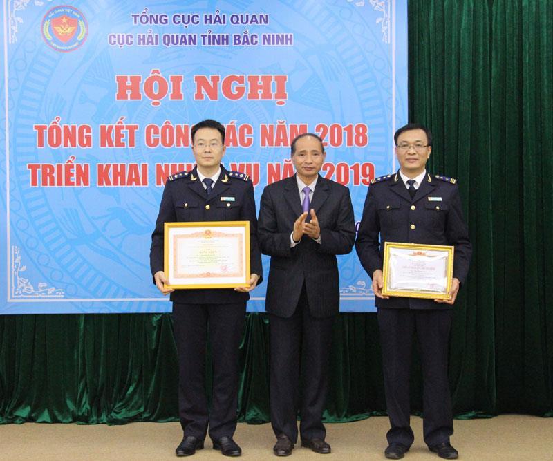 Cục Hải quan tỉnh Bắc Ninh triển khai nhiệm vụ 2019