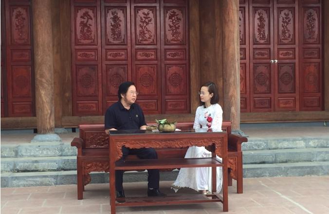 """""""Văn hóa Quan họ"""" – dấu ấn trên sóng BTV"""