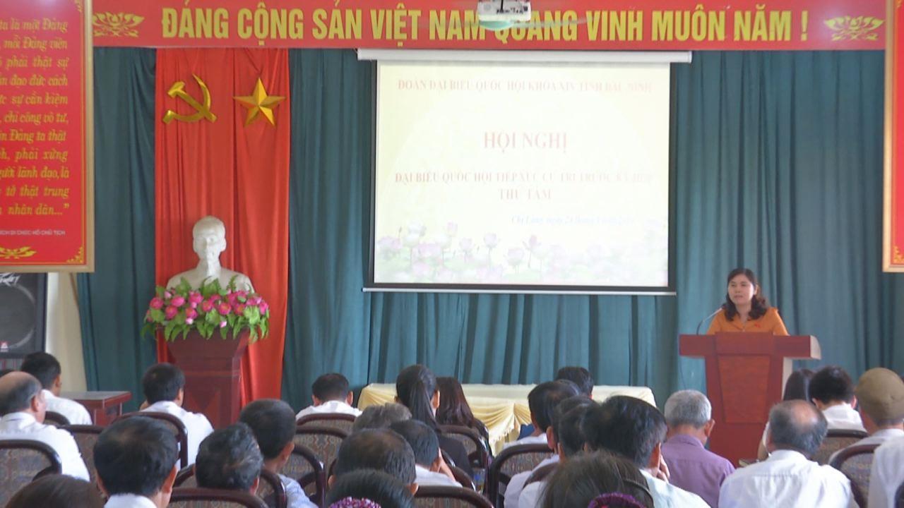 Phó Thủ tướng Chính phủ Vương Đình Huệ làm việc tại Bắc Ninh