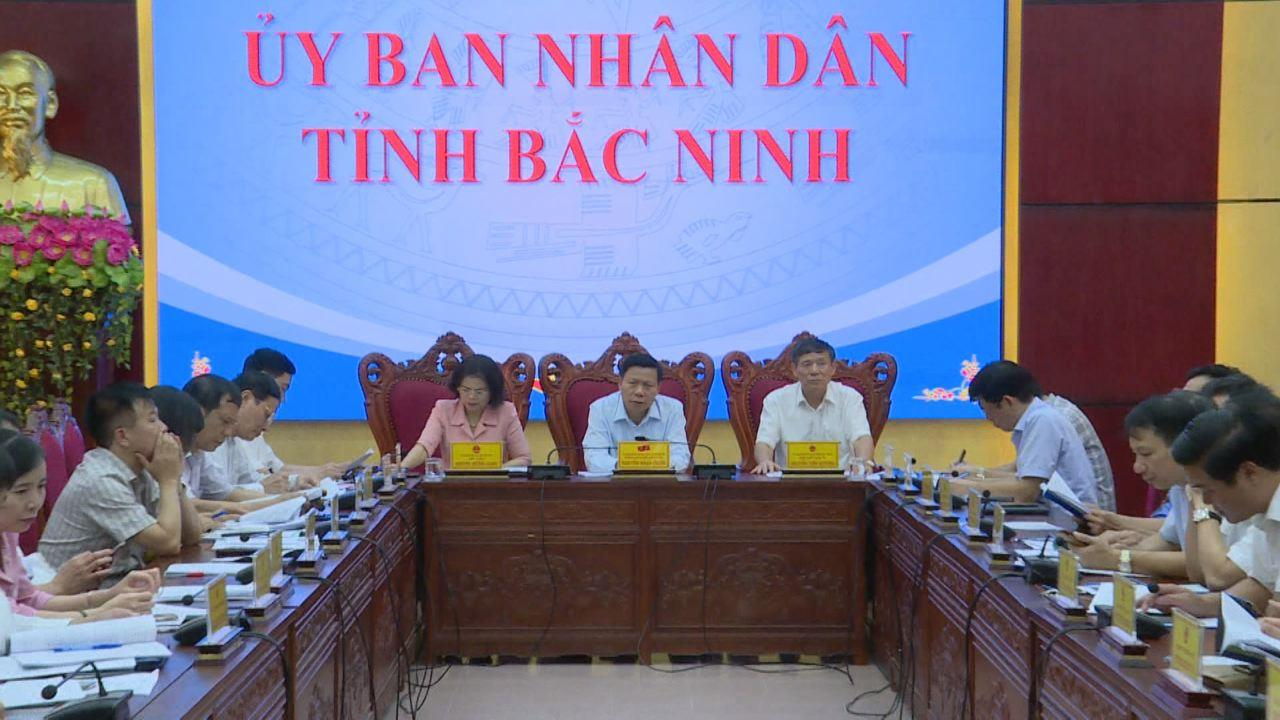 Hội nghị thúc đẩy phân bổ và giải ngân vốn đầu tư công năm 2019