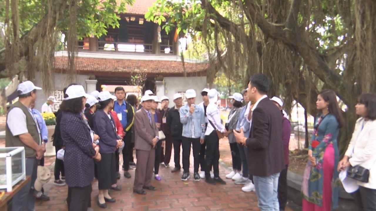 9 tháng đầu năm có hơn 1,2 triệu lượt khách đến với Bắc Ninh