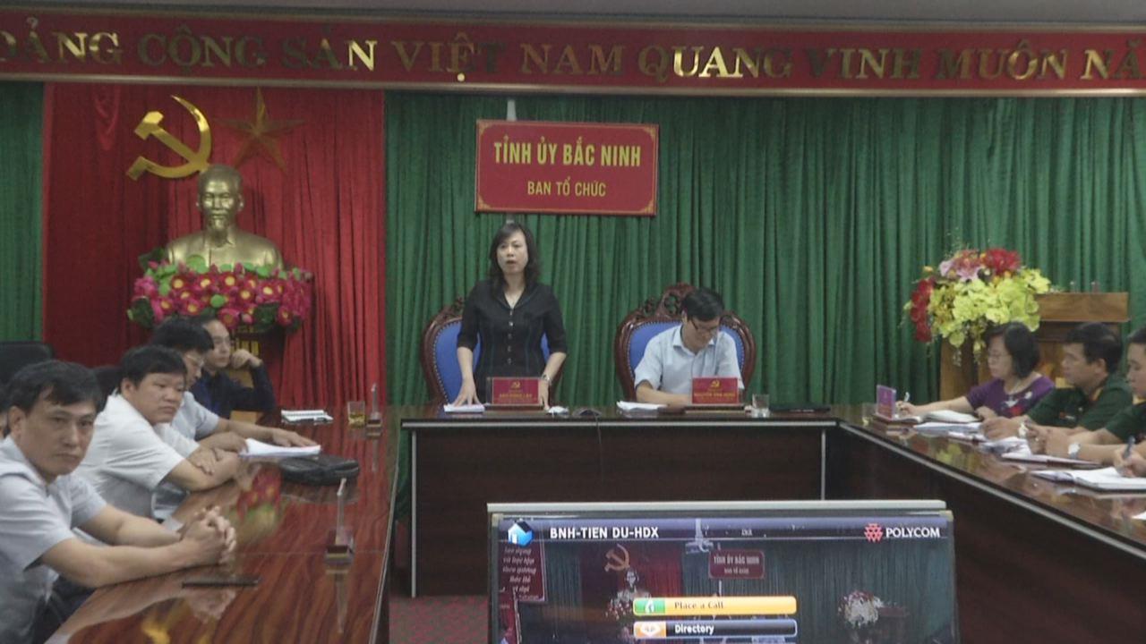 Đường hoa Lý Thái Tổ, thành phố Bắc Ninh khai trương tối 28 tháng Chạp
