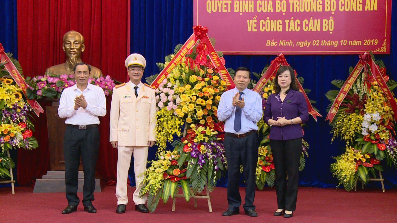 Bí thư Tỉnh ủy Nguyễn Nhân Chiến chúc Tết Bệnh viện Đa khoa tỉnh