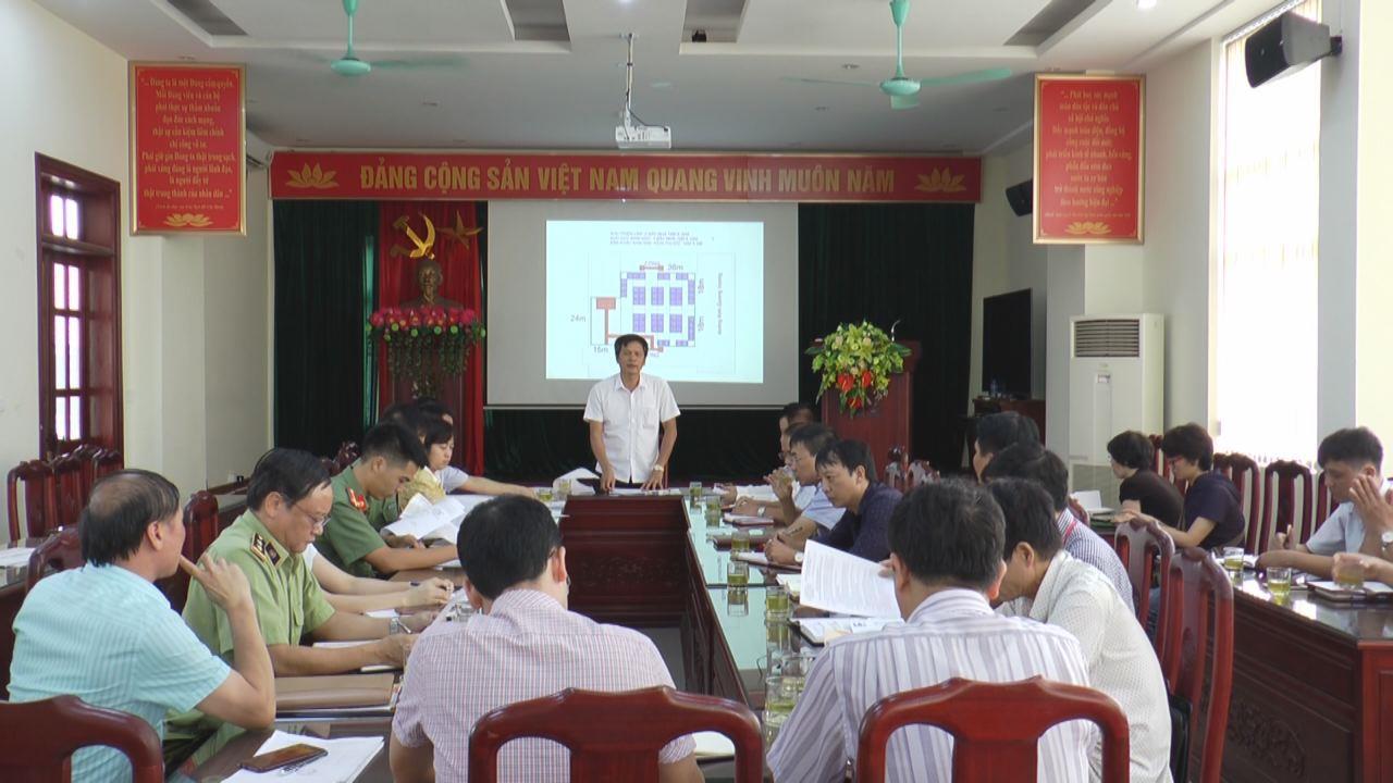 """Triển khai kế hoạch tổ chức """"Hội chợ Công thương Đồng bằng sông Hồng - Bắc Ninh 2019"""""""