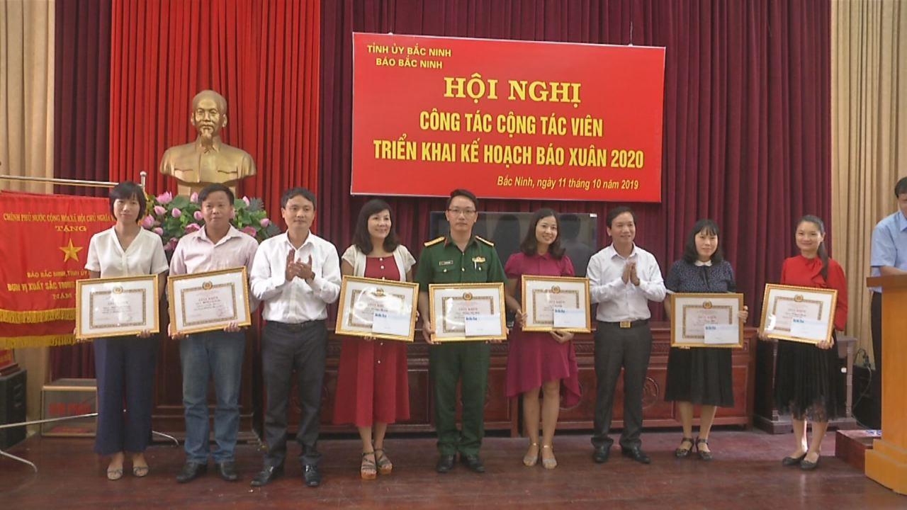 Báo Bắc Ninh triển khai kế hoạch báo Xuân 2020
