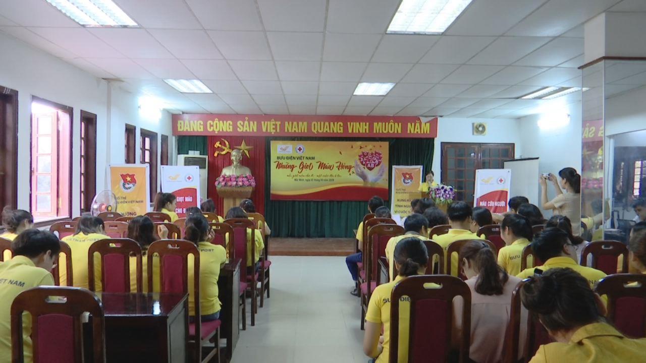 Bưu điện Việt Nam – Những giọt máu hồng