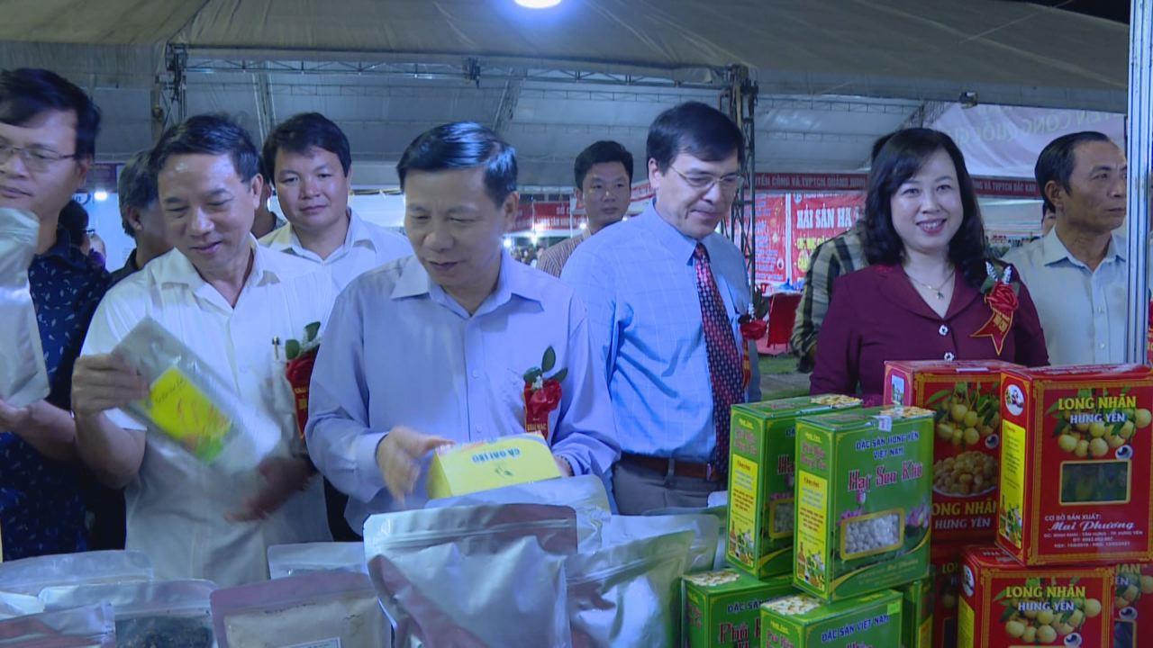 """Khai mạc """"Hội chợ Công thương đồng bằng sông Hồng - Bắc Ninh 2019"""""""