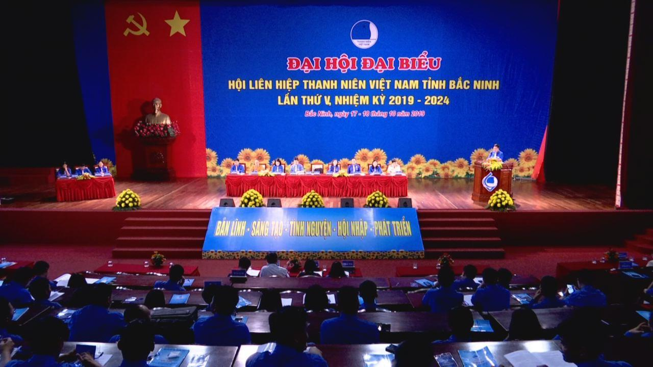 Phiên thứ Nhất Đại hội đại biểu Hội Liên hiệp Thanh niên tỉnh Bắc Ninh lần thứ V, nhiệm kỳ 2019 - 2024