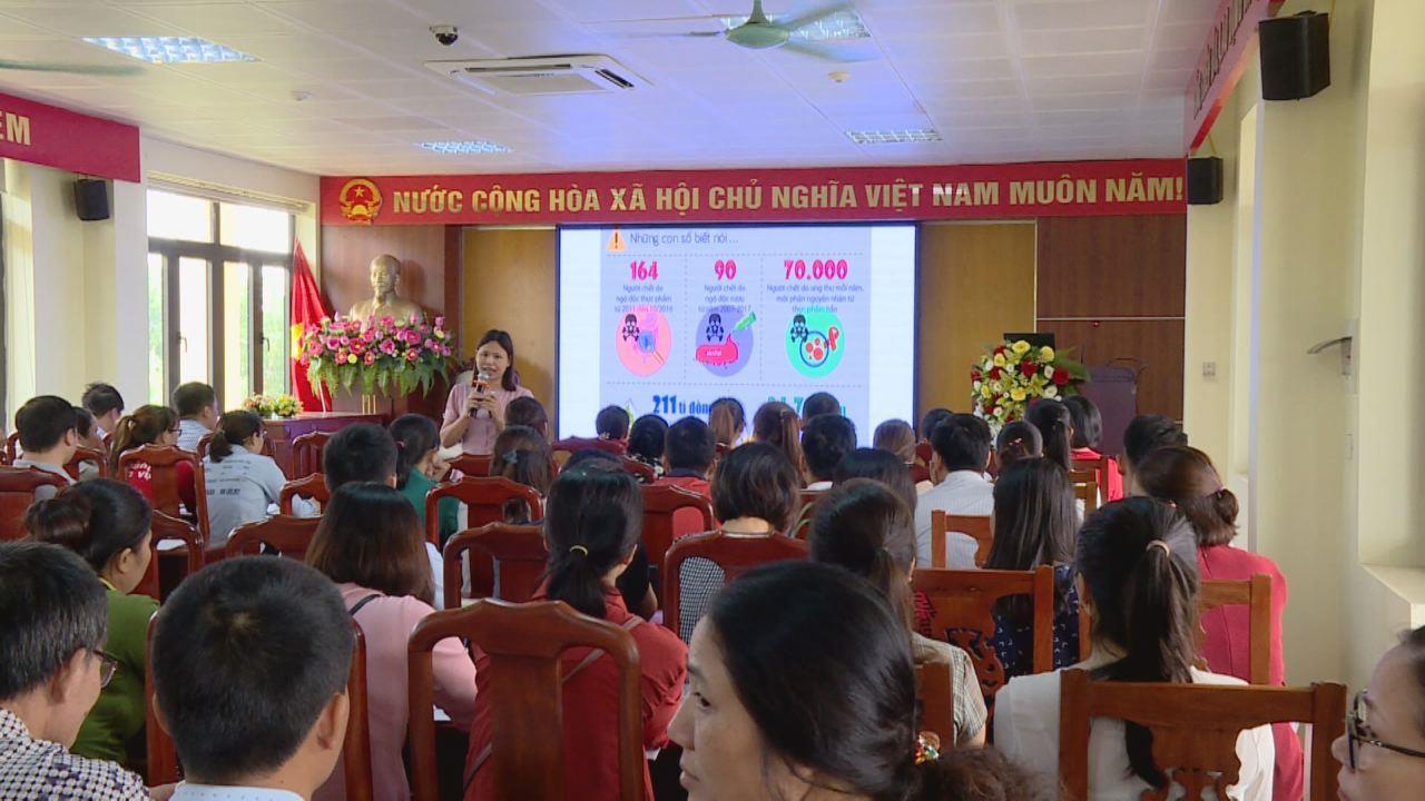 Chủ tịch UBND tỉnh thăm trang trại tại huyện Lương Tài