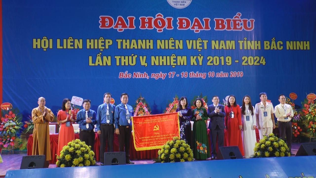 Đại hội Hội Liên hiệp Thanh niên Bắc Ninh lần thứ V thành công tốt đẹp