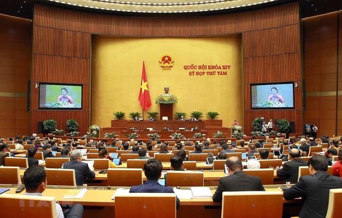 Quốc hội thảo luận dự án Luật Chứng khoán