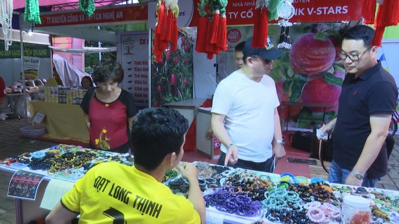 Đẩy mạnh xúc tiến thương mại thông qua các kỳ hội chợ