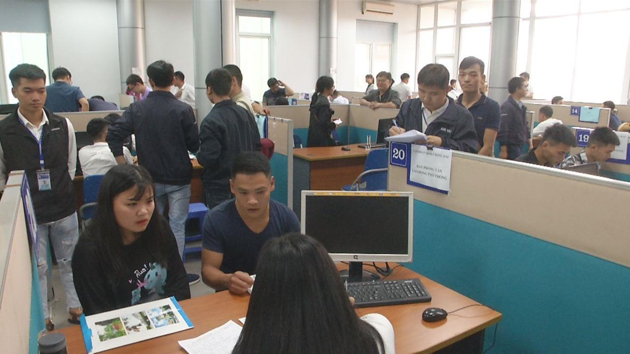 Trung tâm Dịch vụ việc làm Bắc Ninh tổ chức ngày Hội việc làm tháng 10