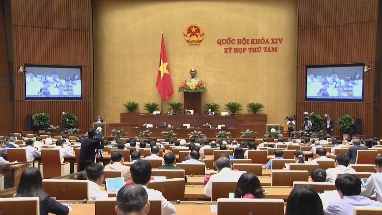 Quốc hội thảo luận Luật Tổ chức Chính phủ và chính quyền địa phương
