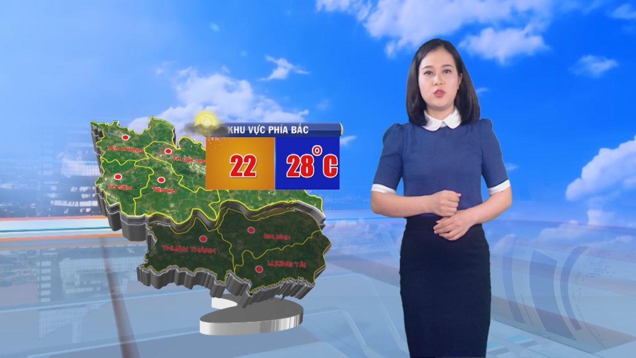 Bản tin dự báo thời tiết đêm 27 ngày 28 tháng 10 năm 2019