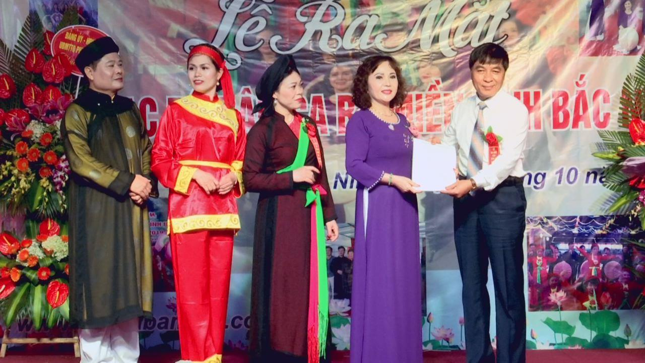 Liên hoan và trao giải cuộc thi sáng tác ca khúc viết về Bắc Ninh