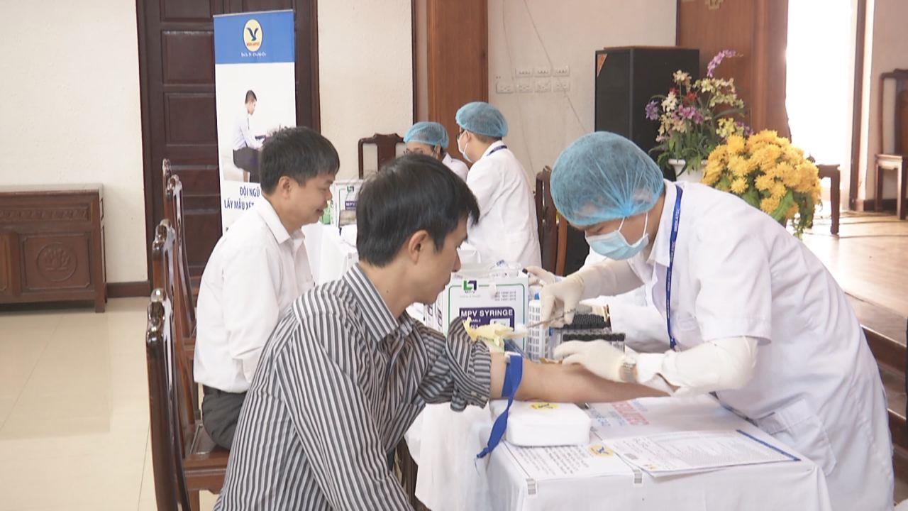 Công đoàn Viên chức tỉnh phối hợp tổ chức Ngày hội sức khỏe năm 2019