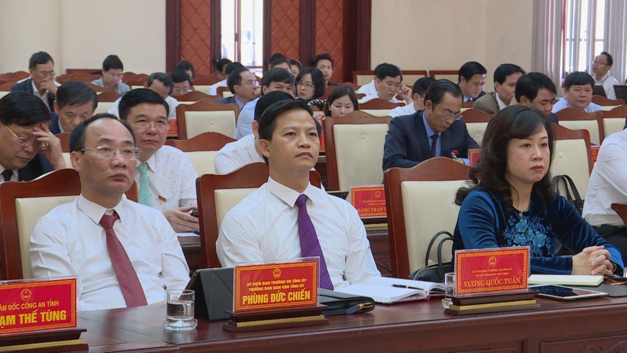 Lễ trồng hoa Anh đào do Hội hữu nghị Nhật – Việt vùng Chukyo trao tặng thị xã Từ Sơn
