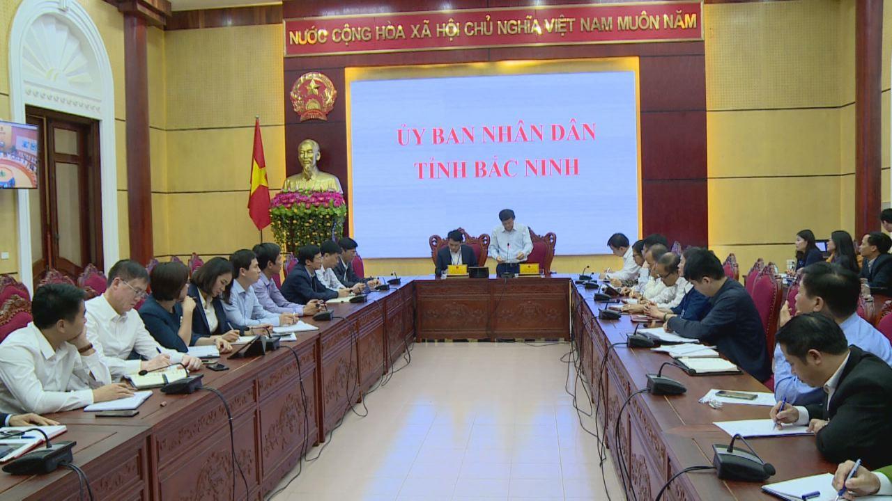 Hội nghị trực tuyến triển khai Cổng dịch vụ công quốc gia