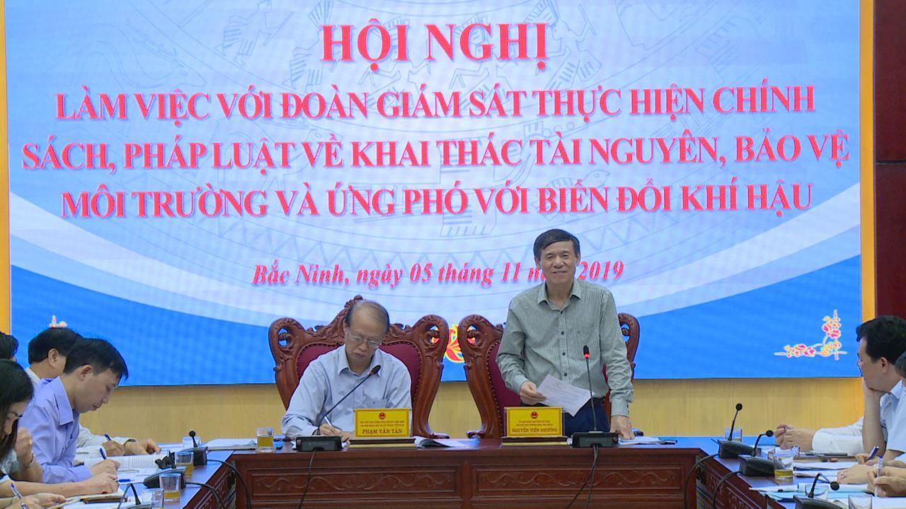 Ủy ban Trung ương MTTQ Việt Nam giám sát tại Bắc Ninh