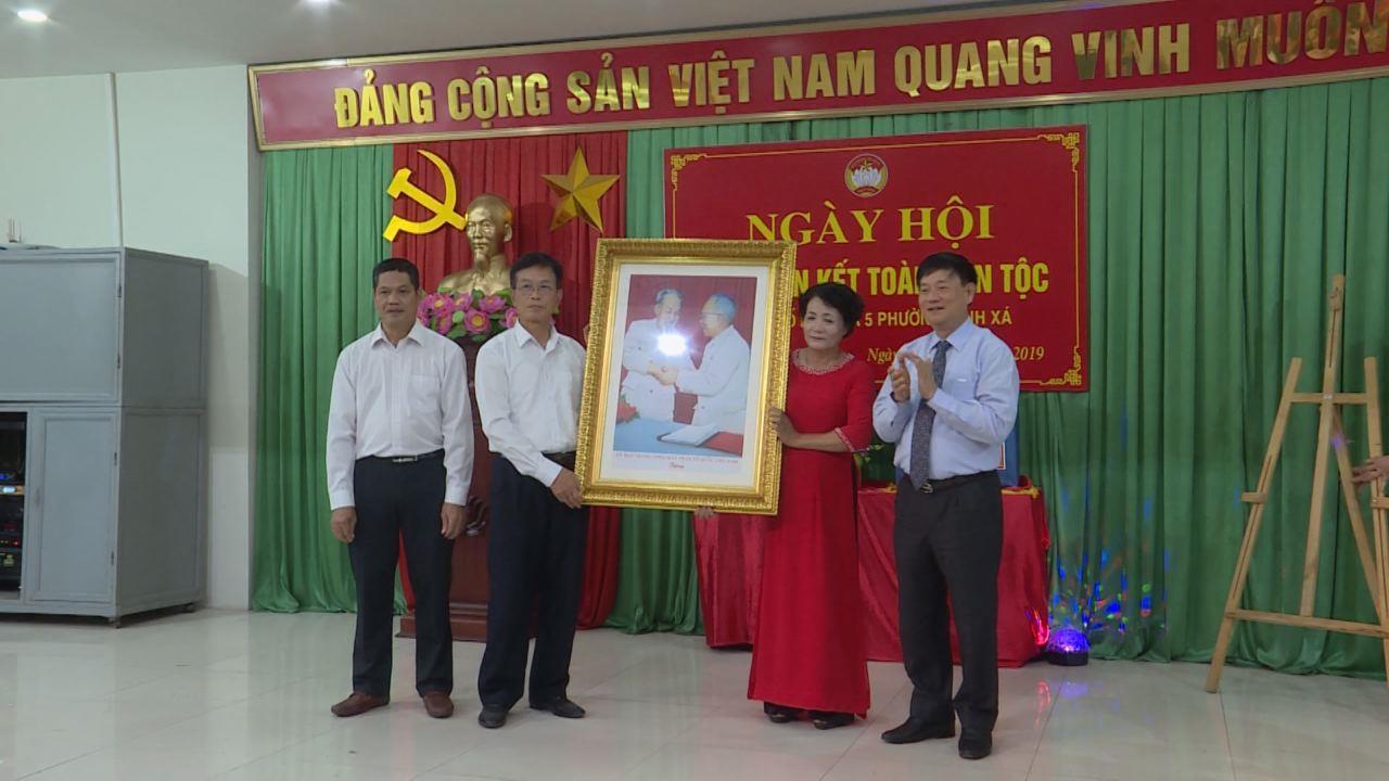 Gặp mặt tướng lĩnh tỉnh Bắc Ninh năm 2019